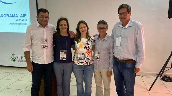 Comissão de trabalho da REDE reunida. Faltaram: Dra Cecília (IPEVE) e Dr. Rafael (LABVET)
